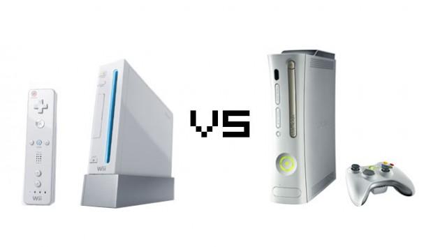 Wii vs. Xbox