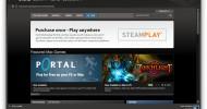 A screenshot of my Steam for Mac client