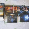 Everything inside the game box: four (!!) Blizzard game passes, game DVD, game manual.
