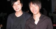 """2v2 Champions Royce """"KimJungTiu"""" Cheong and Jonathan """"Shagface"""" Wong (right)"""