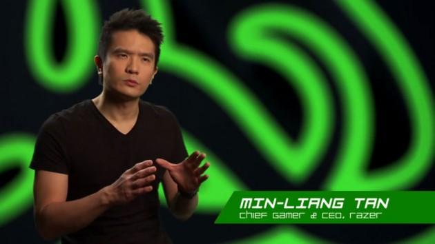 Razer CEO Tan Min-Liang