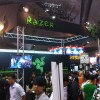 Razer Booth at PC Show 2011