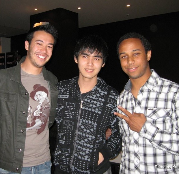 Gootecks, Xian and Mike Ross