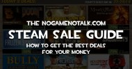 The NoGameNoTalk.com Steam Sale Guide