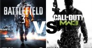 Battlefield 3 vs. Modern Warfare 3