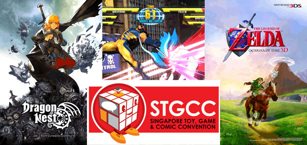 STGCC 2011 gaming preview