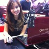 "Asterisk*'s Eliza ""MsJovial"" Ong at COMEX 2011"