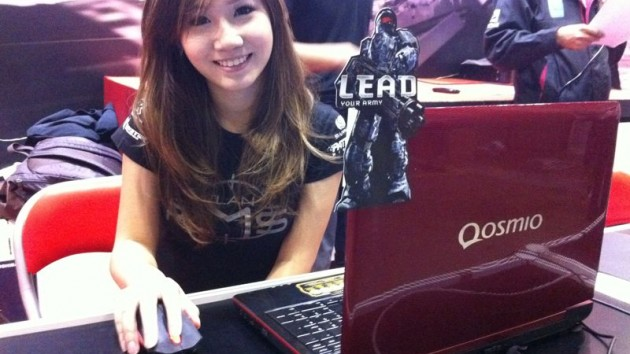 """Asterisk*'s Eliza """"MsJovial"""" Ong at COMEX 2011"""