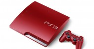 PlayStation 3 Scarlet Red