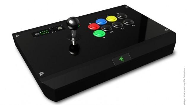 Razer Arcade Stick Prototype