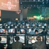 13. Gamers testing out Blizzard DotA