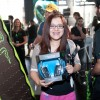 18. Razer was giving away free Banshees as a prize for winning the Plinko game