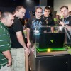 19. Blizzcon attendees checking out the Razer Blade Gaming Ultrabook