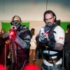 29. Jim Raynor and a Ghost Cosplayer taking aim for the perfect shot.