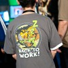 38. Blizzcon staff were highly motivated like the Orcs of Warcraft III