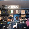 39. The JINX booth