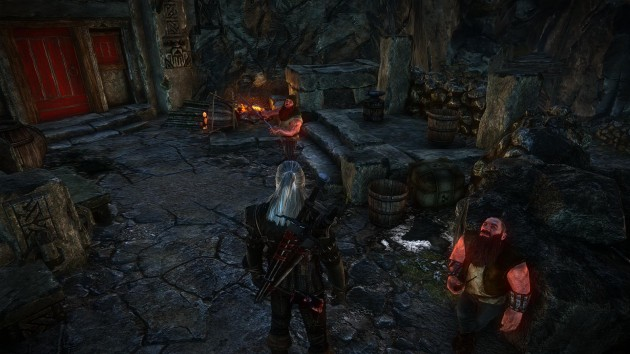 The-Witcher-2-Blacksmith
