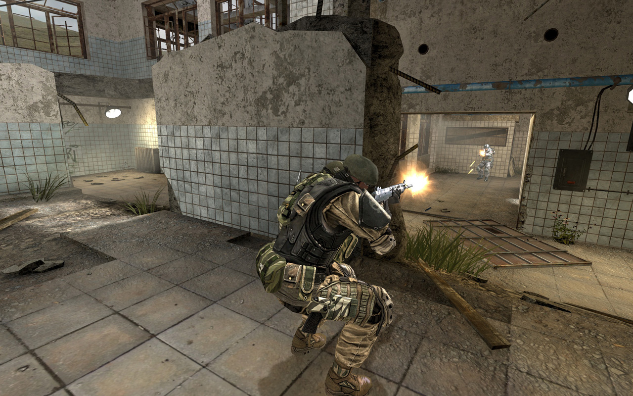 Alliance of Valiant Arms is better than the typical F2P FPS, but still an  average game