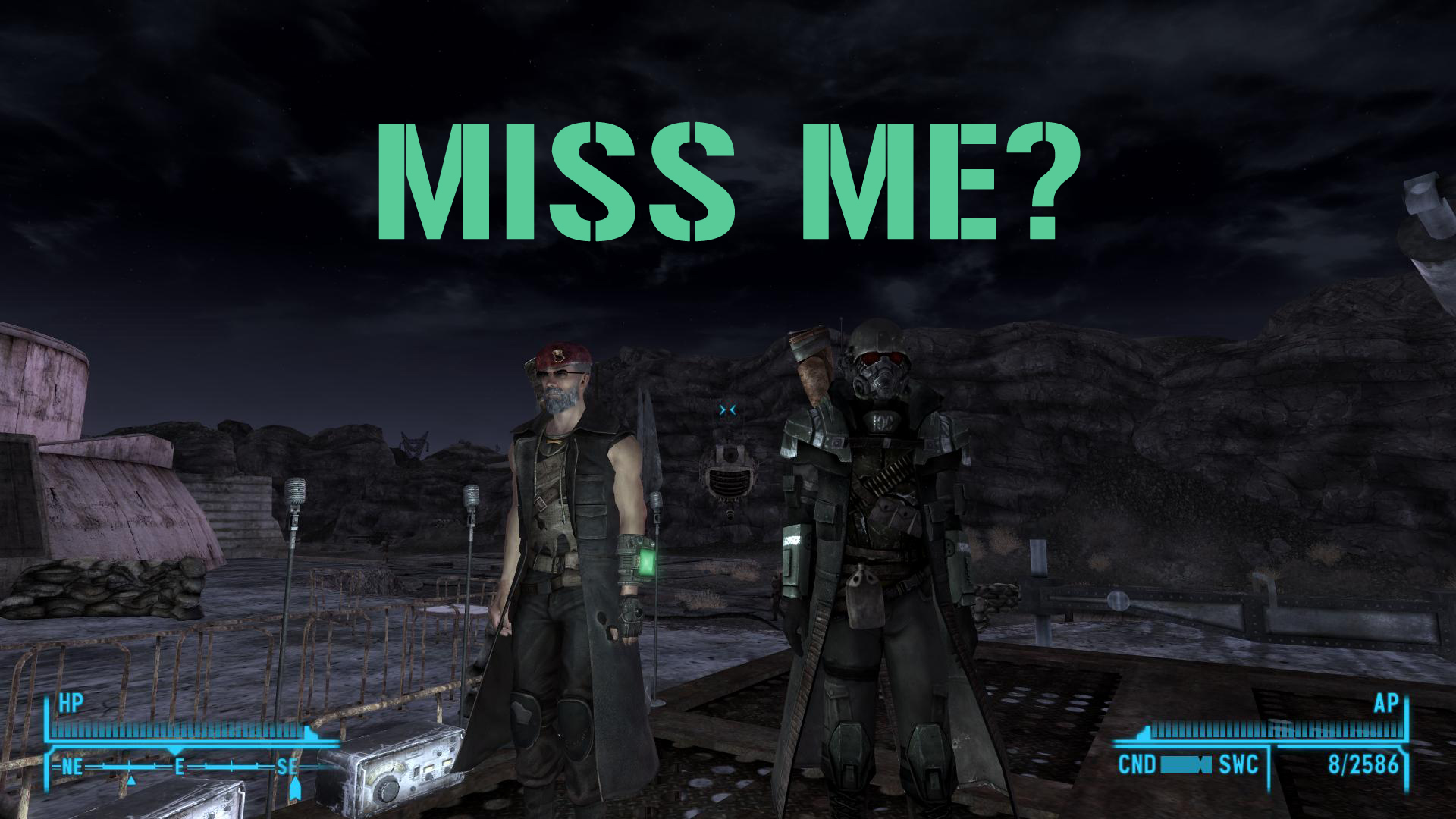 Revisiting Fallout New Vegas