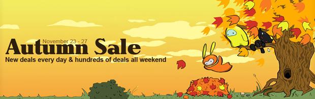 Steam Autumn Sale 2011