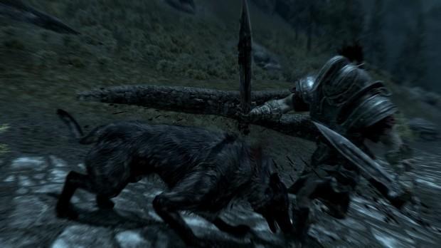Push 'E' to activate this Skyrim review | No Game No Talk