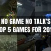 NGNT's Top 5 Games for 2011