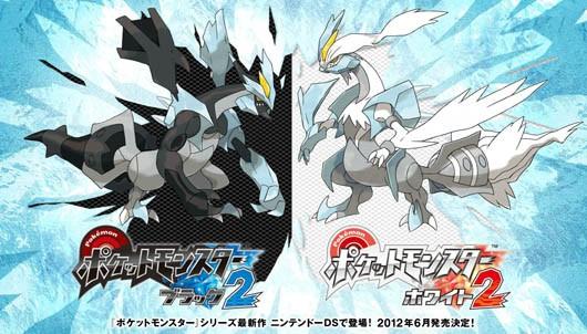 Pokemon Black 2, Pokemon White 2