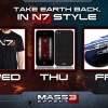 Mass Effect 3 giveaway