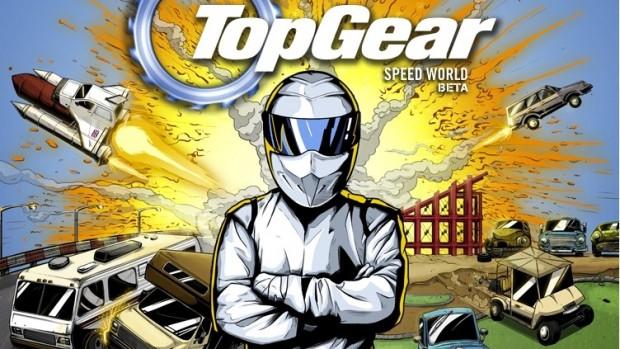 Top Gear: Speed World Facebook game