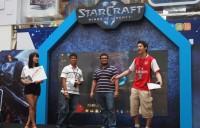 StarCraft II WCS Singapore Nationals