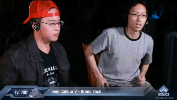 Shen Chan - Soulcalibur V grand finals