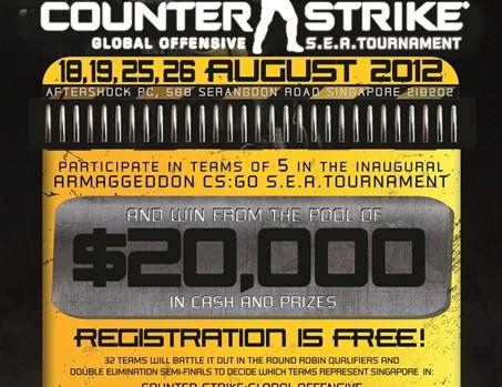 Armageddon CS:GO SEA tournament