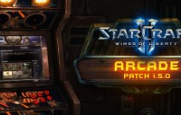 StarCraft II 1.5.0 Arcade patch