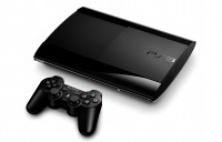 New PS3 Charcoal Black