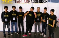 Dota 2 Team Armaggeddon
