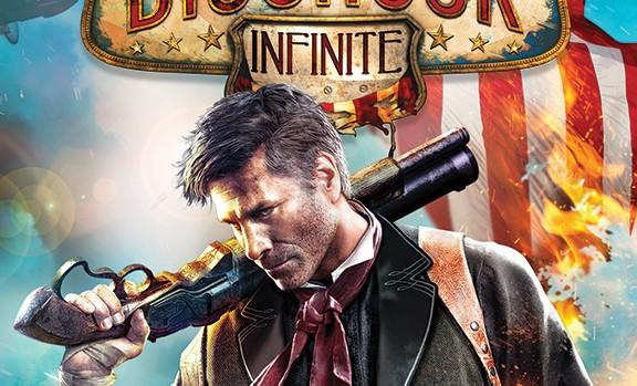 BioShock Infinite cover