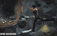 Tomb Raider - parkour