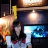 Blizzard booth - cosplaying quest giver