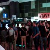 Razer booth and Tavern