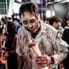 Zombie cosplay 1