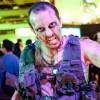 Zombie cosplay 2