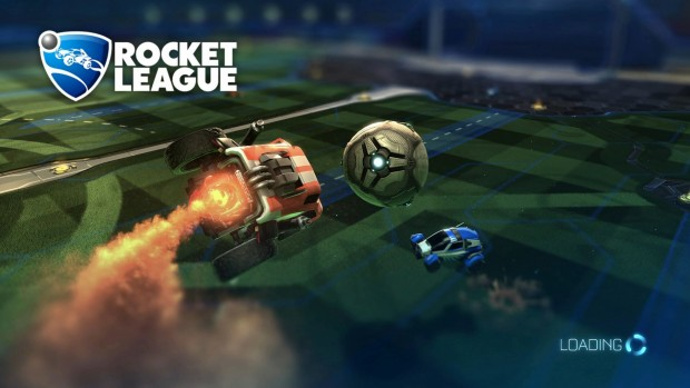 Rocket League - loading