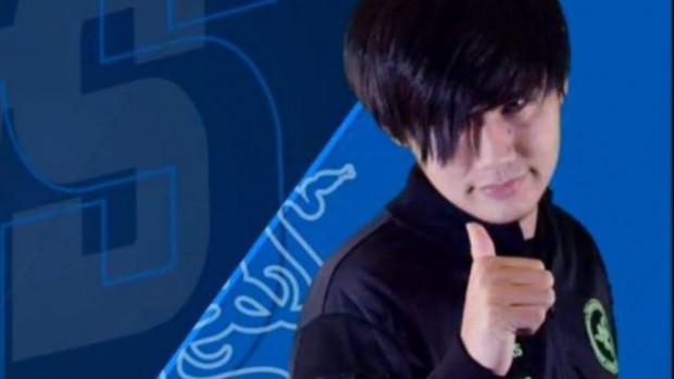 RZR Xian at Capcom Cup 2015